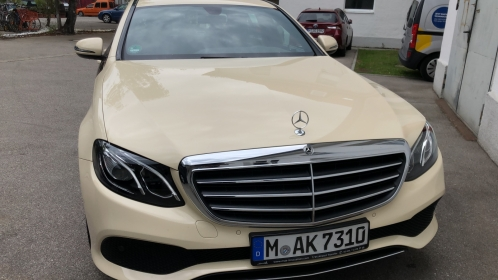 Mercedes Business Taxi (Unverbindliche Taxipreise!)