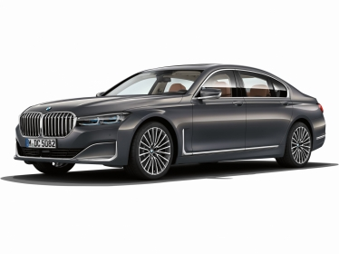 BMW 7 Series or S-Class